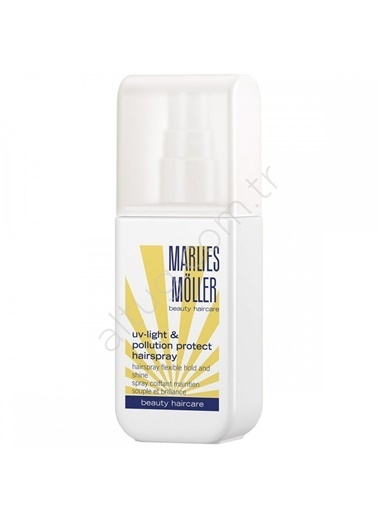Marlies Möller Essentıal Stylıng Uv-Lıght Pollutıon Protect Haır Spray 125 Ml Renksiz